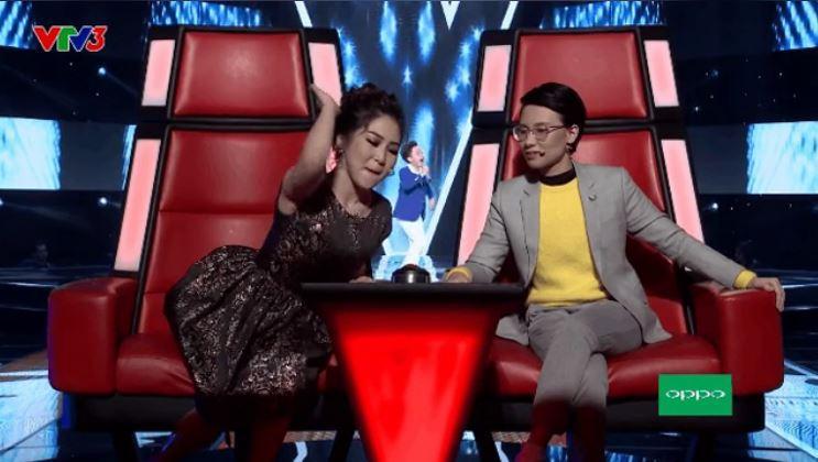 Hương Tràm tự tin mang 'làn gió mới' đến The Voice Kids 2017-4