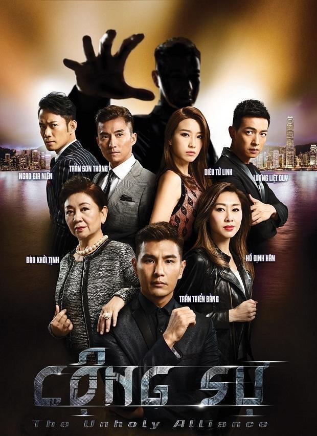 Phim TVB bị ném đá tơi tả vì cảnh hôn ướt át đầy phản cảm-5