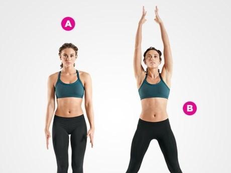 4 phút tập luyện tại nhà hiệu quả hơn 1 giờ tập gym