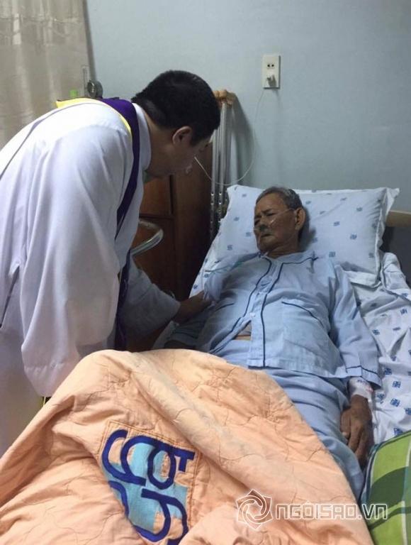 Sao Việt chia buồn khi bố của Phan Đinh Tùng qua đời-4