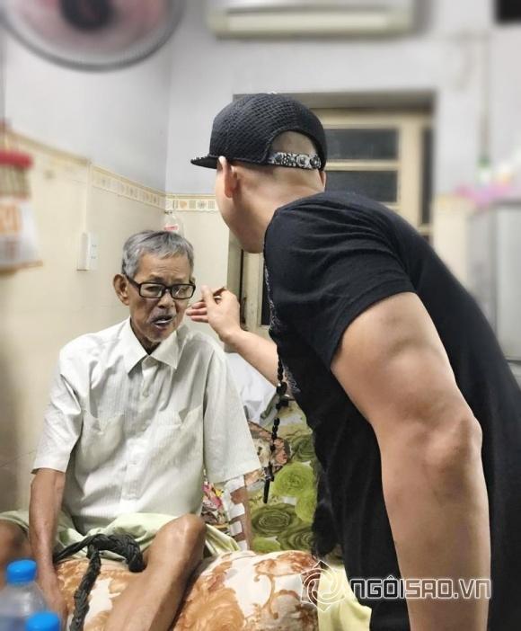Sao Việt chia buồn khi bố của Phan Đinh Tùng qua đời-5