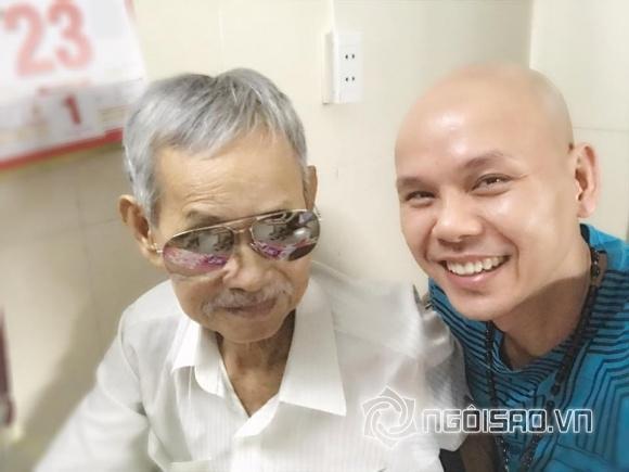 Sao Việt chia buồn khi bố của Phan Đinh Tùng qua đời-6