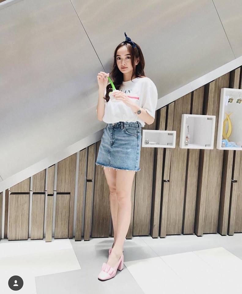 Diện nguyên cây xanh đỏ lòe loẹt, Châu Bùi - Khánh Linh mix đồ street style đẹp xuất sắc-3