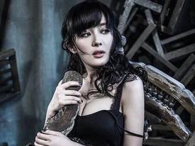 Lộ bộ ảnh sexy thời chưa chồng, Dương Mịch khiến cánh mày râu không thể ngưng xuýt xoa