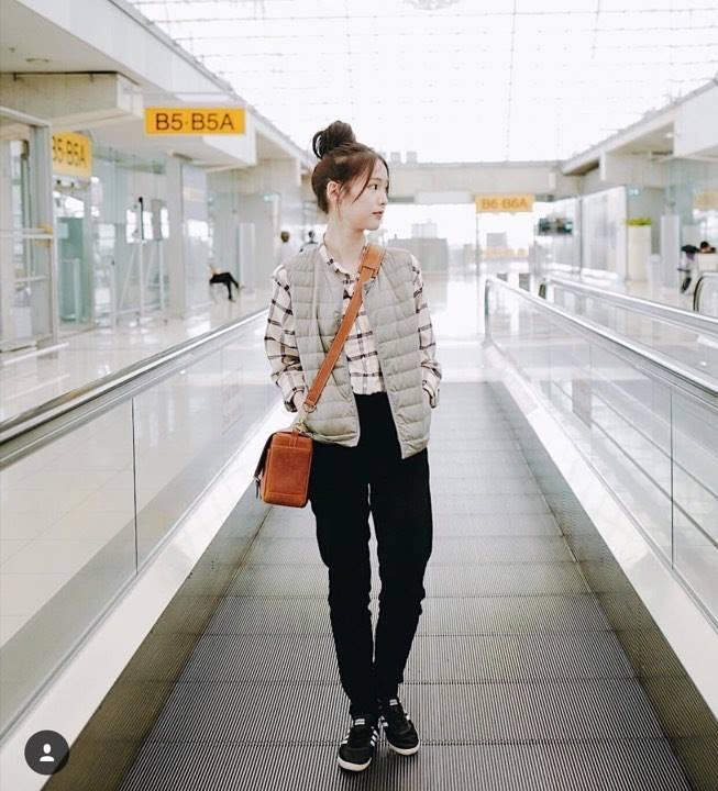 Diện nguyên cây xanh đỏ lòe loẹt, Châu Bùi - Khánh Linh mix đồ street style đẹp xuất sắc-10