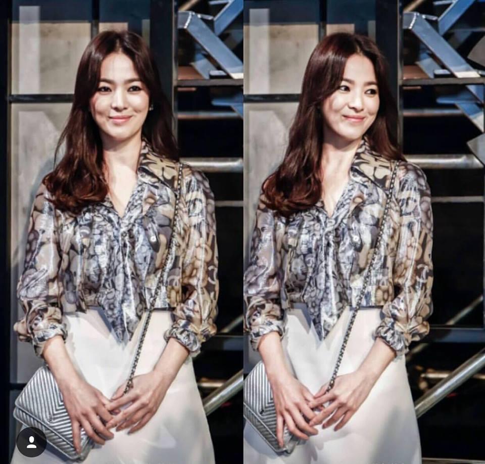Những kiểu tóc một thời thương nhớ của cô dâu tương lai Song Hye Kyo-11