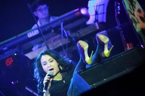 Thót tim với những pha ngã sấp mặt trên sân khấu của dàn sao Việt-6