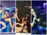 Thót tim với những pha ngã 'sấp mặt' trên sân khấu của dàn sao Việt