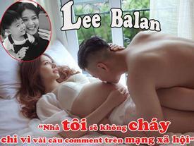 Ngôi sao 'Người phán xử' Lee Balan khẳng định bố của con trai không trăng hoa với học trò