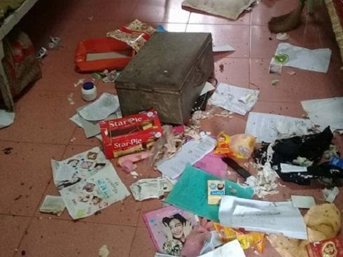 Kinh hoàng cảnh 'sống trên đống rác' của nữ sinh Việt