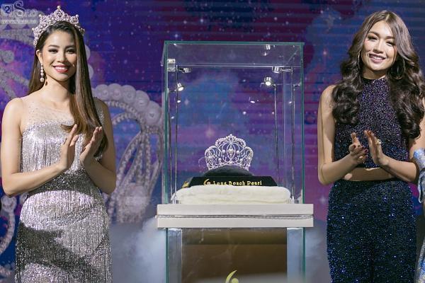 Cận cảnh vương miện 2,7 tỷ đồng thiết kế riêng cho tân Hoa hậu Hoàn Vũ Việt Nam 2017-5