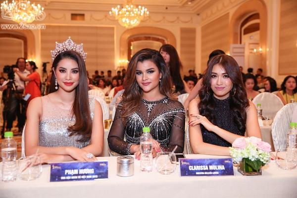 Cận cảnh vương miện 2,7 tỷ đồng thiết kế riêng cho tân Hoa hậu Hoàn Vũ Việt Nam 2017-8
