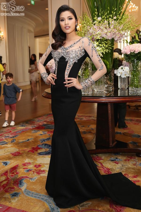 Cận cảnh vương miện 2,7 tỷ đồng thiết kế riêng cho tân Hoa hậu Hoàn Vũ Việt Nam 2017-12