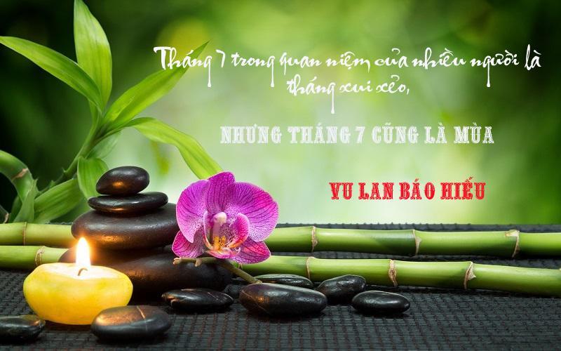 Tháng 7 mùa Vu Lan, nghe lời Phật dạy về chữ Hiếu-1