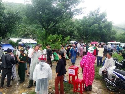 Vụ nổ kinh hoàng ở Khánh Hòa: Đại tang nơi thôn nghèo-1