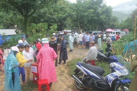 Vụ nổ kinh hoàng ở Khánh Hòa: Đại tang nơi thôn nghèo-3