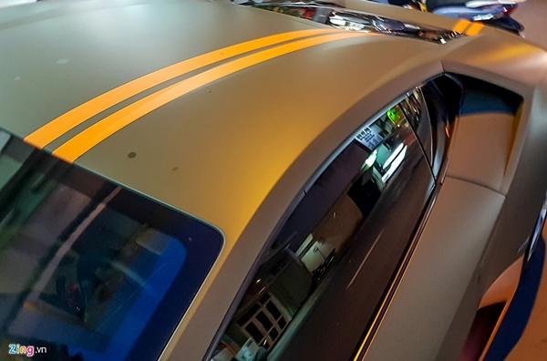Lamborghini Huracan phong cách máy bay chiến đấu ở Sài Gòn-6