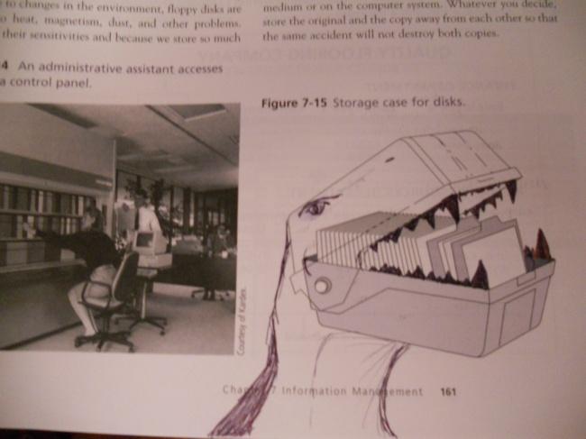 Những tác phẩm vẽ bậy kinh điển của học trò khi... chán học-5