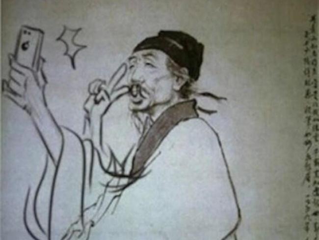 10 tác phẩm 'vẽ bậy' kinh điển của học trò khi... chán học