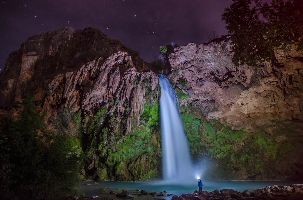 Phát cuồng vì thác nước đẹp không tưởng ẩn mình trong hẻm núi-5