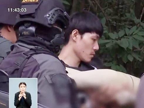 Mẫu nam Thái Lan bị bắt sau 3 năm giết và thủ tiêu xác người tình