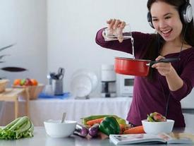 Những sai lầm khi nấu ăn bạn không hề biết khiến tăng cân vù vù