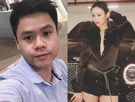 Hot girl - hot boy Việt: Phan Thành trải lòng con tim đến thở cũng đau khi phải xa người yêu