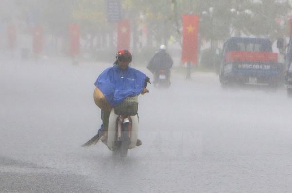 Dự báo thời tiết 21/8: Miền Bắc sắp mưa diện rộng-1
