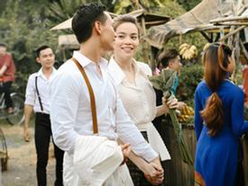 Chỉ bằng 1 bức ảnh, Kim Lý ngầm thừa nhận chuyện hẹn hò Hồ Ngọc Hà là sự thật