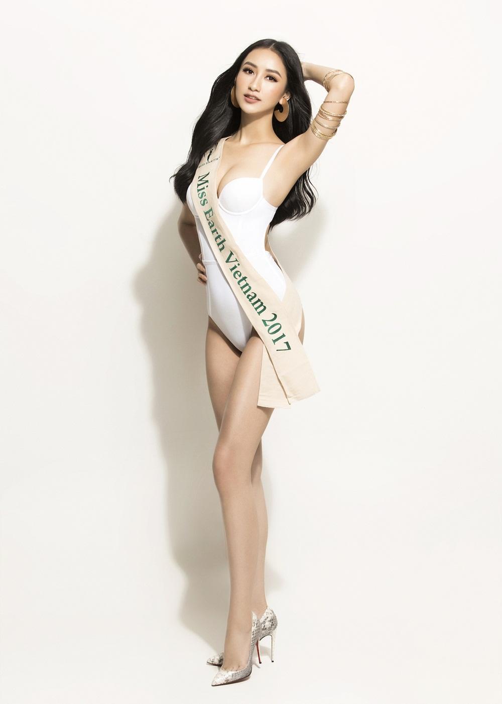 Á hậu Hà Thu chính thức đại diện Việt Nam tranh vương miện Miss Earth 2017-4