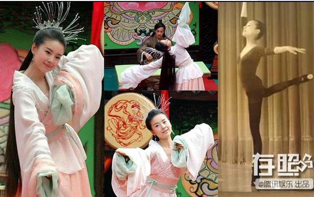 Những điệu múa làm say lòng người của mỹ nhân Hoa ngữ-1