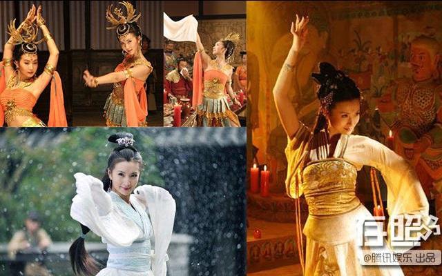 Những điệu múa làm say lòng người của mỹ nhân Hoa ngữ-6