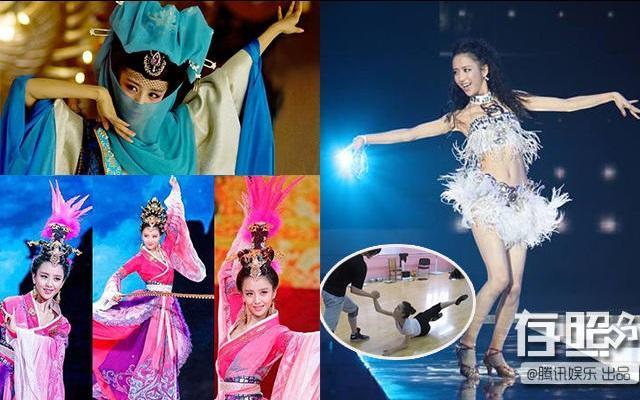 Những điệu múa làm say lòng người của mỹ nhân Hoa ngữ-10
