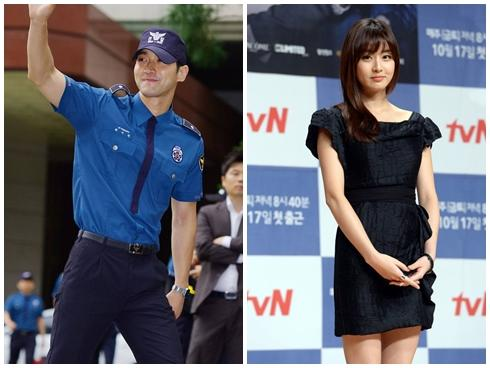 Vừa ra trại, Siwon đã 'cặp kè' bên bạn gái Hyun Bin - Kang Sora