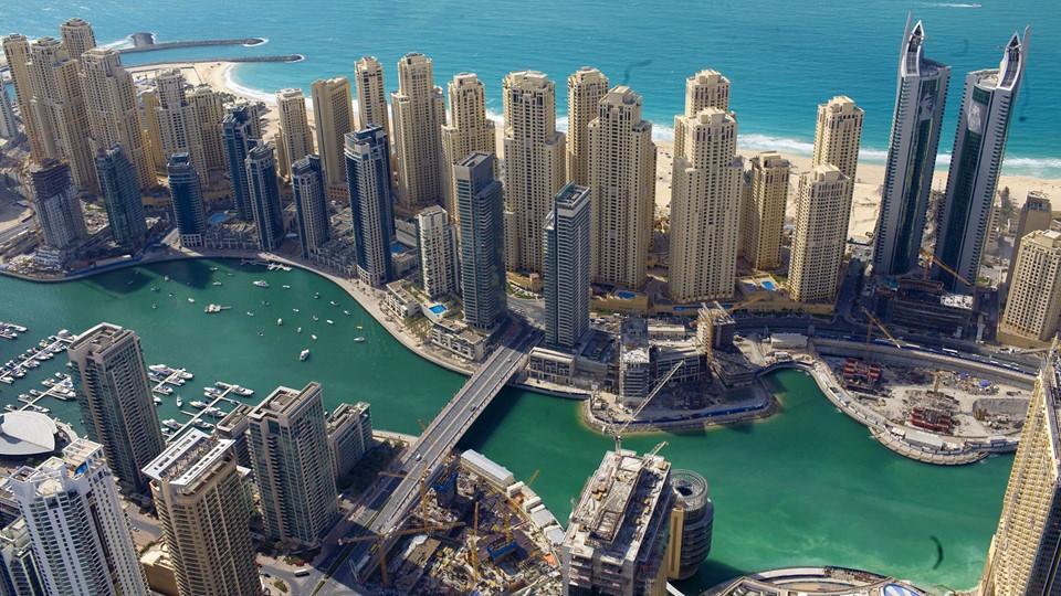 Công cuộc lấn biển xây đảo khổng lồ của Dubai-2