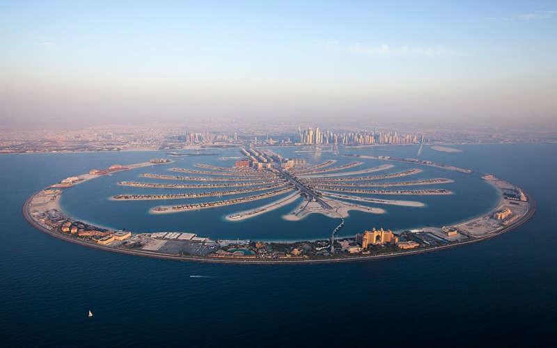 Công cuộc lấn biển xây đảo khổng lồ của Dubai-3