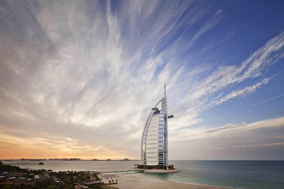 Công cuộc lấn biển xây đảo khổng lồ của Dubai-4