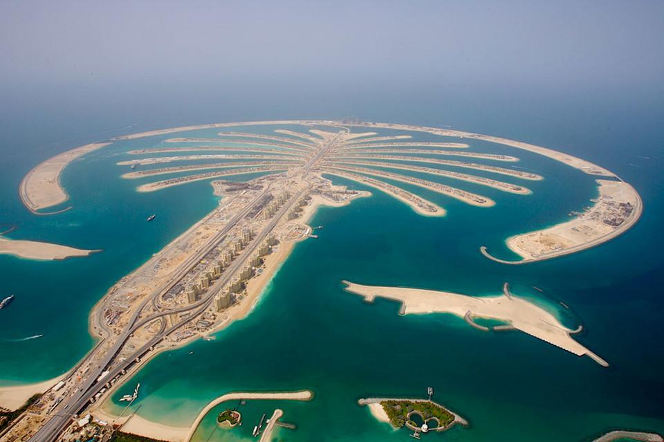 Công cuộc lấn biển xây đảo khổng lồ của Dubai-5