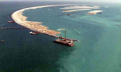 Công cuộc lấn biển xây đảo khổng lồ của Dubai-7
