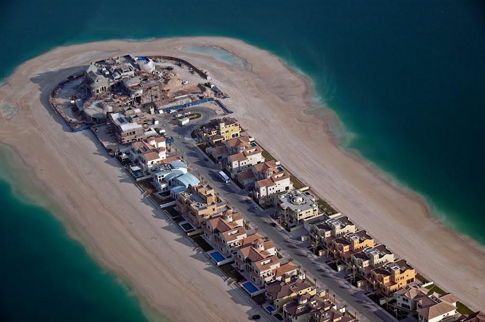Công cuộc lấn biển xây đảo khổng lồ của Dubai-10