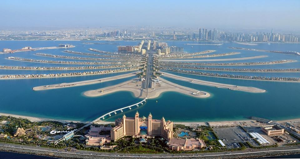 Công cuộc lấn biển xây đảo khổng lồ của Dubai-11