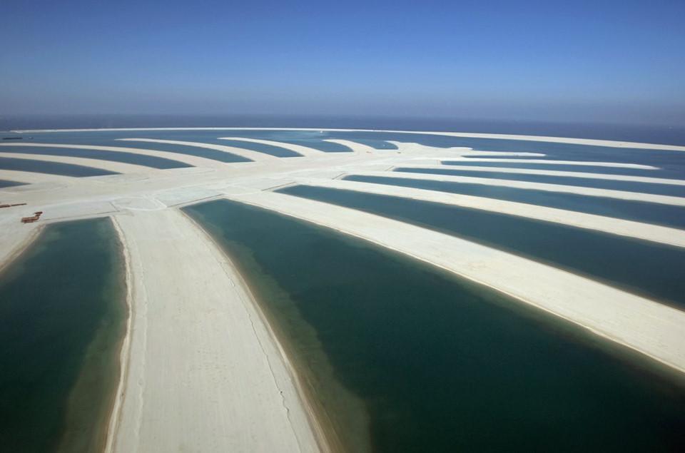 Công cuộc lấn biển xây đảo khổng lồ của Dubai-12