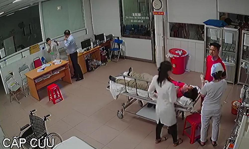 Trần tình của Chủ tịch phường vụ nữ bác sĩ bị đánh ở Nghệ An-1