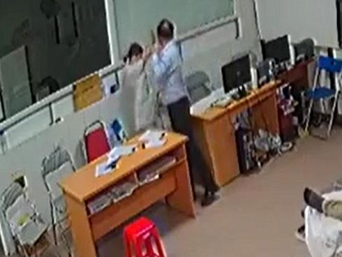 Trần tình của Chủ tịch phường vụ nữ bác sĩ bị đánh ở Nghệ An