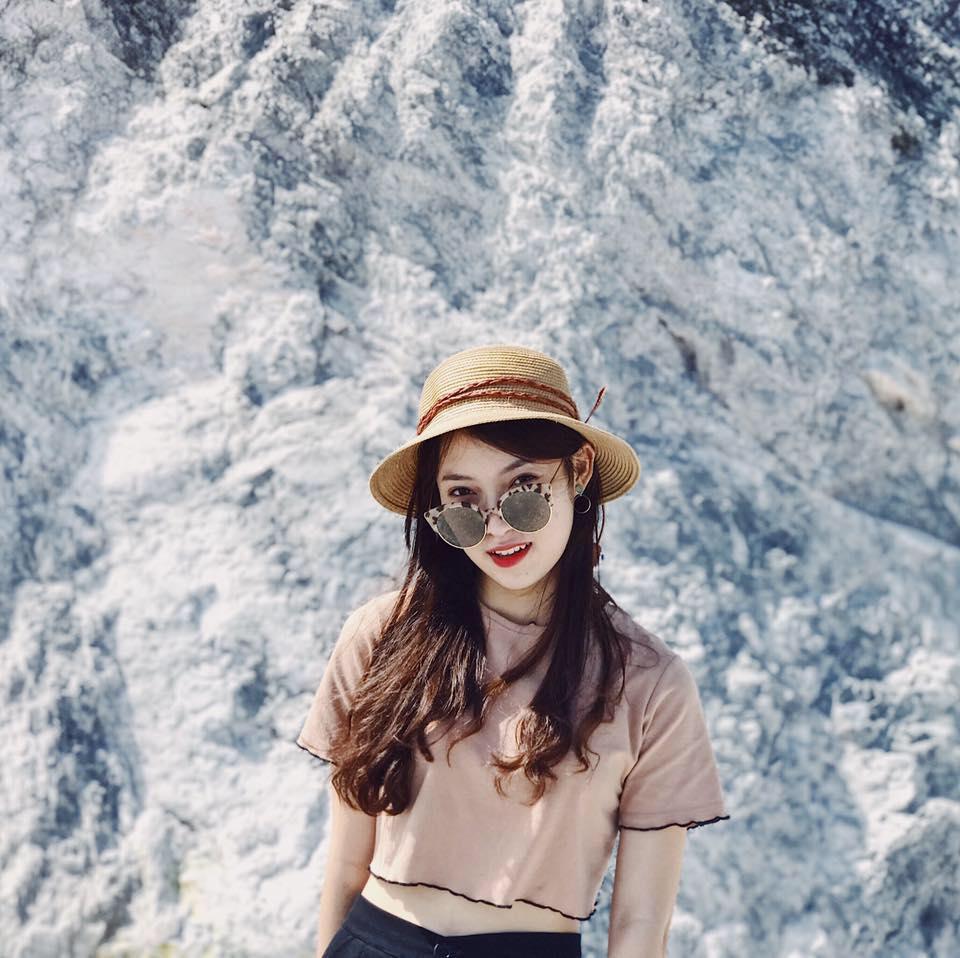 Hot girl - hot boy Việt 22/8: BB Trần hướng dẫn make up giống búp bê ma Annabelle-7