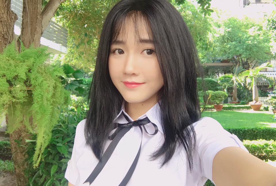Hot girl - hot boy Việt 22/8: BB Trần hướng dẫn make up giống búp bê ma Annabelle-13