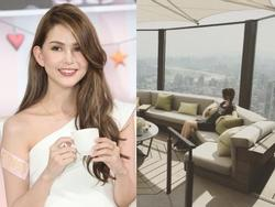Căn hộ 450 tỷ đồng của Châu Kiệt Luân quá hợp với vẻ đẹp xuất sắc của vợ trẻ siêu mẫu