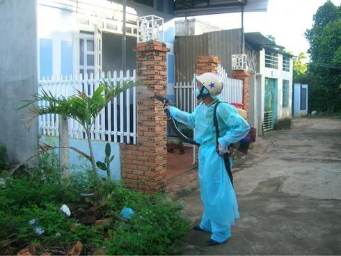 Thuốc diệt muỗi có ảnh hưởng tới sức khỏe không?