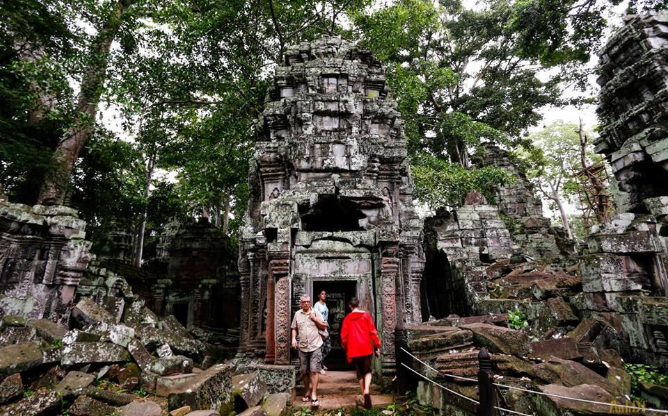 Điểm đến 2/9: Khám phá Campuchia - đất nước của những ngôi đền-1