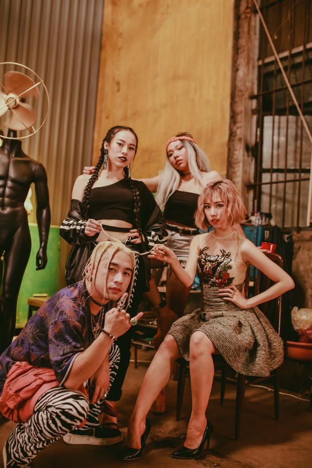 Gu thời trang nổi loạn trong MV Như cái lò bị cư dân mạng đồng loạt ném đá-1